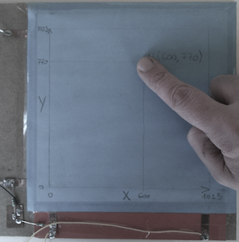 Building Linear Touch Potentiometers with paper | Papier Logik